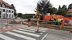 Izgradnja krožišča pri avtobusni postaji Slovenj Gradec