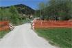Izgradnja mostu čez reko Mislinjo v Tomaški vasi, Slovenj Gradec