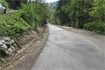 Preplastitev vozišča na cesti Gaberke – Velenje